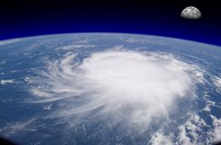 Hurricane Royalty Free Stock Photography
