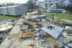 Hurricane Andrew Royalty Free Stock Photo