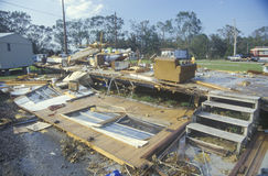 Hurricane Andrew Royalty Free Stock Photos