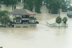 Hurricane Harvey Stock Image