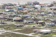 Hurricane Harvey Royalty Free Stock Photography