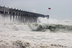 Hurricane Ike Stock Images