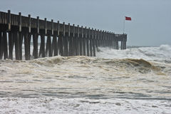 Hurricane Ike Number 2 stock images
