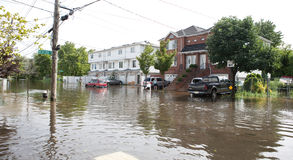 Hurricane Irene Royalty Free Stock Image