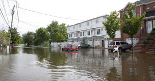 Hurricane Irene Stock Images