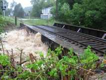 Hurricane Irene Royalty Free Stock Photos