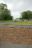 Hurricane Irene aftermath in the Philadelphia area Royalty Free Stock Photos