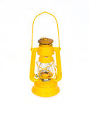 Hurricane lantern Stock Images