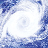 Hurricane Pattern Stock Image