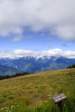 Hurricane Ridge Royalty Free Stock Image