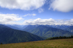 Hurricane Ridge Royalty Free Stock Images