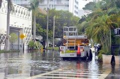 Hurricane Sandy Royalty Free Stock Photography