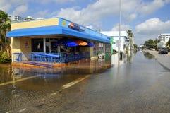 Hurricane Sandy Royalty Free Stock Image