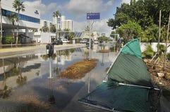 Hurricane Sandy Royalty Free Stock Photo