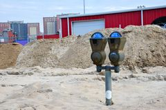 Hurricane Sandy's Aftermath Royalty Free Stock Photography