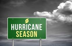 Hurricane season Stock Images