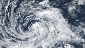 Hurricane Storm tornado, satellite view. Some elements of this video furnished by NASA. Hurricane Storm tornado, satellite view. Some elements of this video stock footage