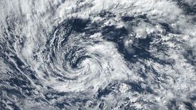 Hurricane Storm tornado, satellite view. Some elements of this video furnished by NASA. Hurricane Storm tornado, satellite view. Some elements of this video stock video