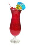 Hurricane Tropical Drink, Isolated Royalty Free Stock Photos