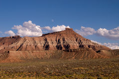 Hurricane Valley. Landscape in Hurricane Valley, Utah Royalty Free Stock Image