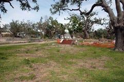 Hurrikan Katrina stockbilder