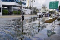 Hurrikan Sandy Lizenzfreie Stockfotos