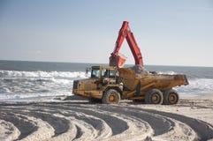 Hurrikan-Sandy-Nachmahd Lizenzfreies Stockfoto