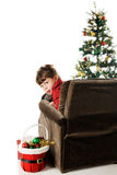 Hurry Up, Christmas! Royalty Free Stock Photos