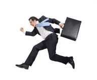 Hurry work. Royalty Free Stock Photography