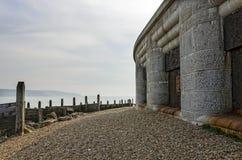 Hurst城堡 免版税图库摄影