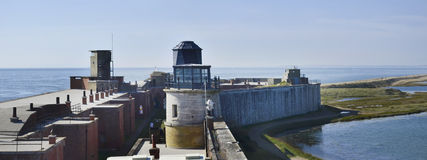 Hurst castle Stock Photos