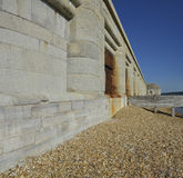 Hurst castle Stock Photo