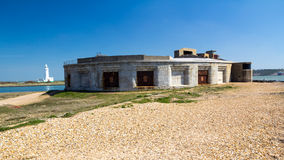 Hurst Castle Keyhaven near Milford-on-Sea Stock Photo