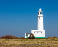 Hurst Point Lighthouse England Stock Image