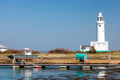 Hurst Point Lighthouse England Royalty Free Stock Image