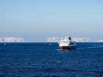 Hurtigruten Norway stock photo
