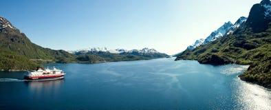 Hurtigruten Stock Photo