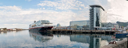 Hurtigruten Royalty Free Stock Image