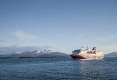 Hurtigruten Royalty Free Stock Images