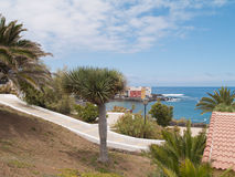 hus över parksjömanhavet Arkivfoton