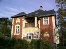 hus Arkivbild