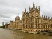 Hus av allmänningar i London England Fotografering för Bildbyråer
