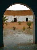Hus av Berbers royaltyfri foto