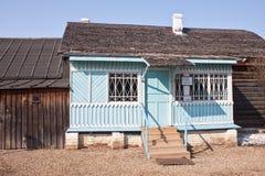 Hus av den Gagarin familjen Royaltyfria Foton