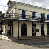 Hus av New Orleans Royaltyfria Foton