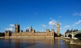 Hus av parlamentet Arkivfoton