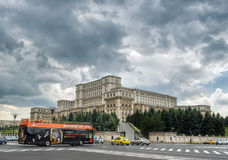 Hus av parlamentet Arkivbild