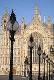 Hus av parlamentet, Westminster; London Arkivbild