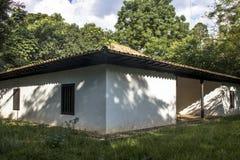 Hus av Sertanistaen Royaltyfria Bilder