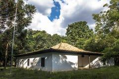 Hus av Sertanistaen Arkivfoton